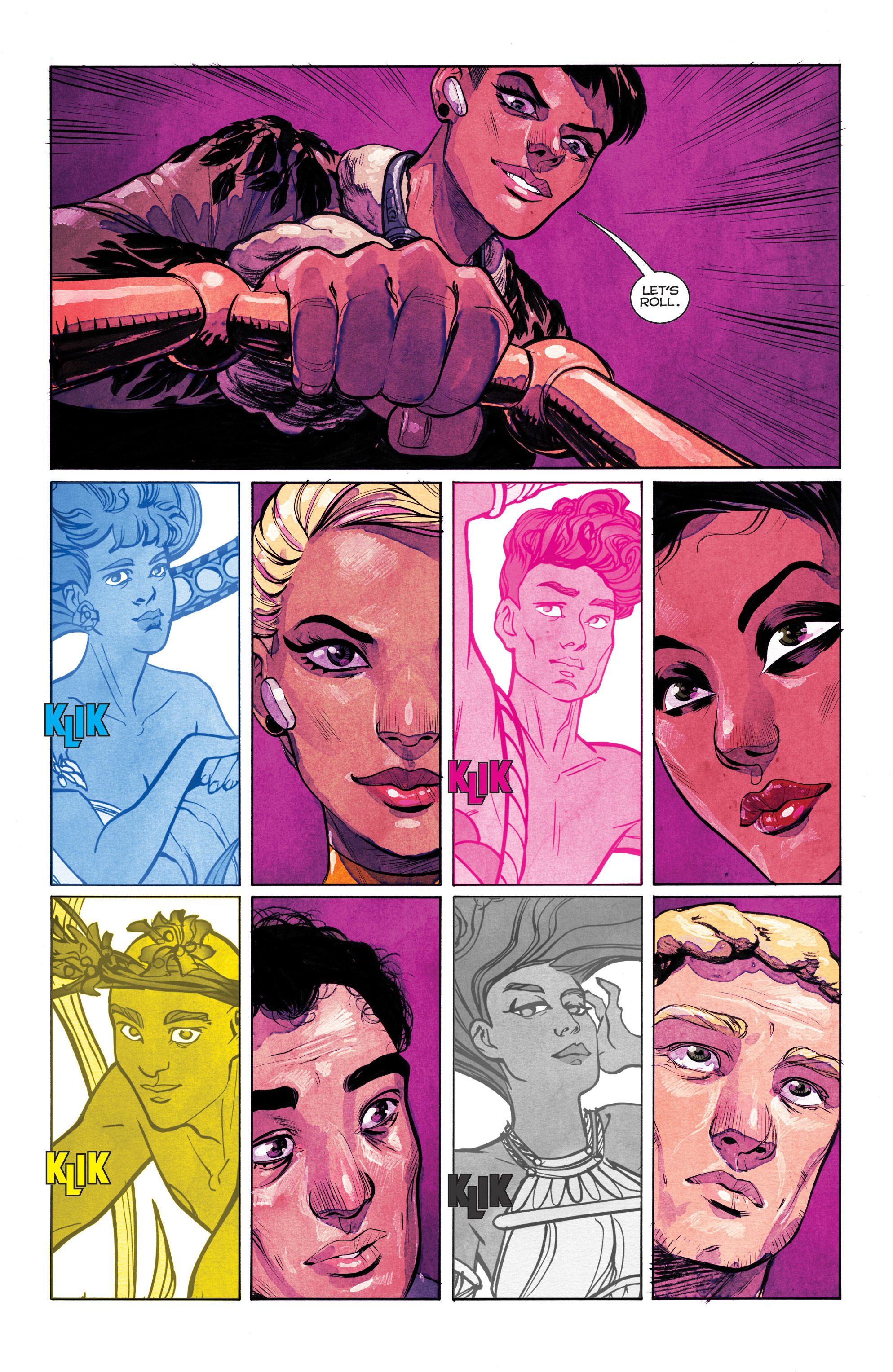 Read online Shutter comic -  Issue #25 - 16