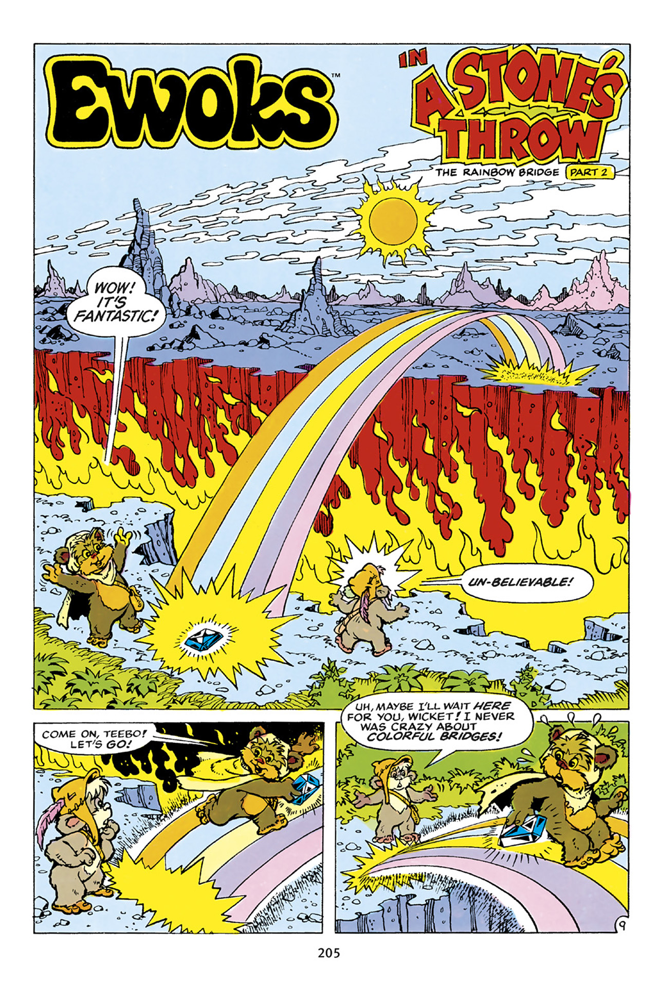Read online Star Wars Omnibus comic -  Issue # Vol. 23 - 204