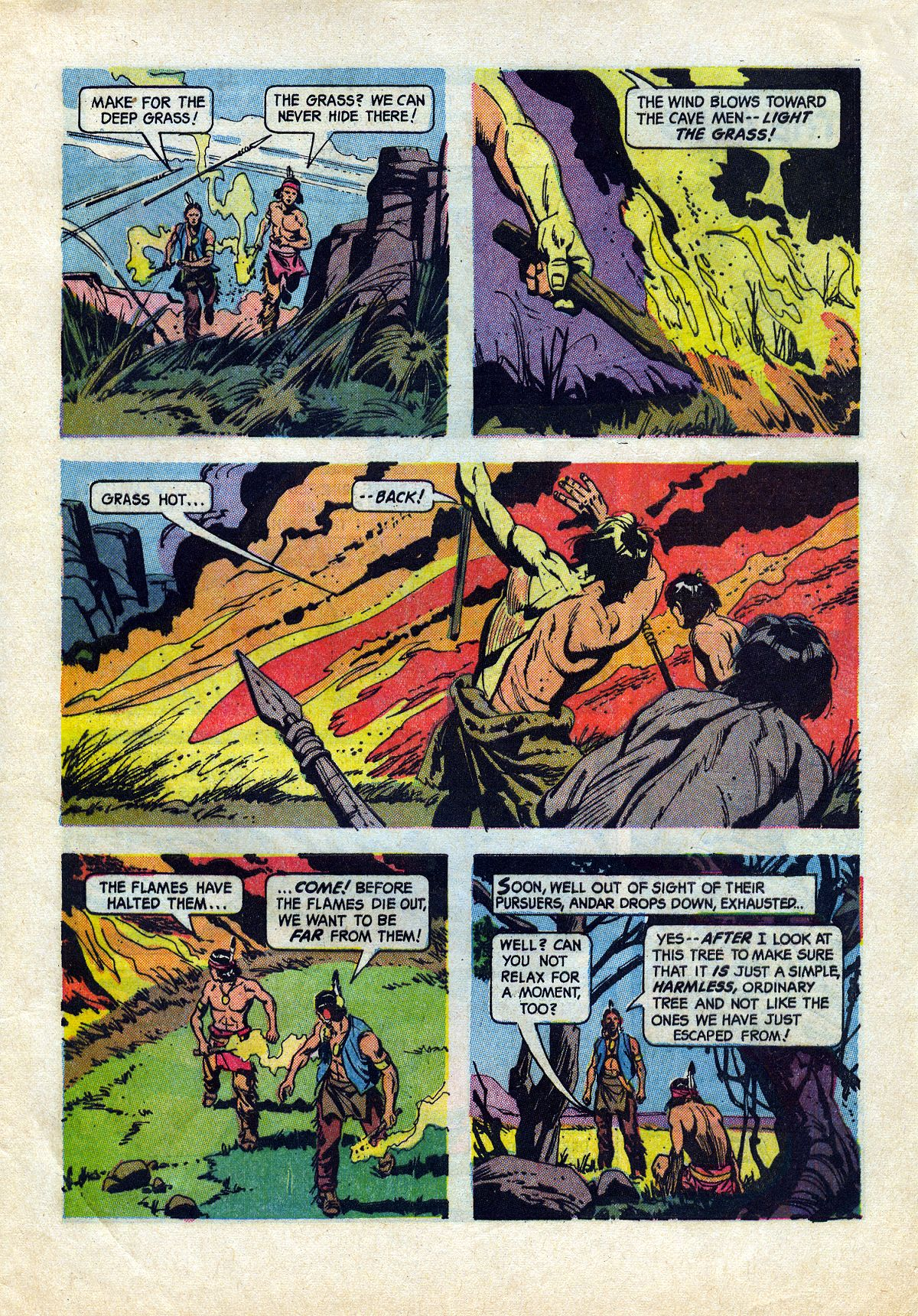 Read online Turok, Son of Stone comic -  Issue #45 - 33