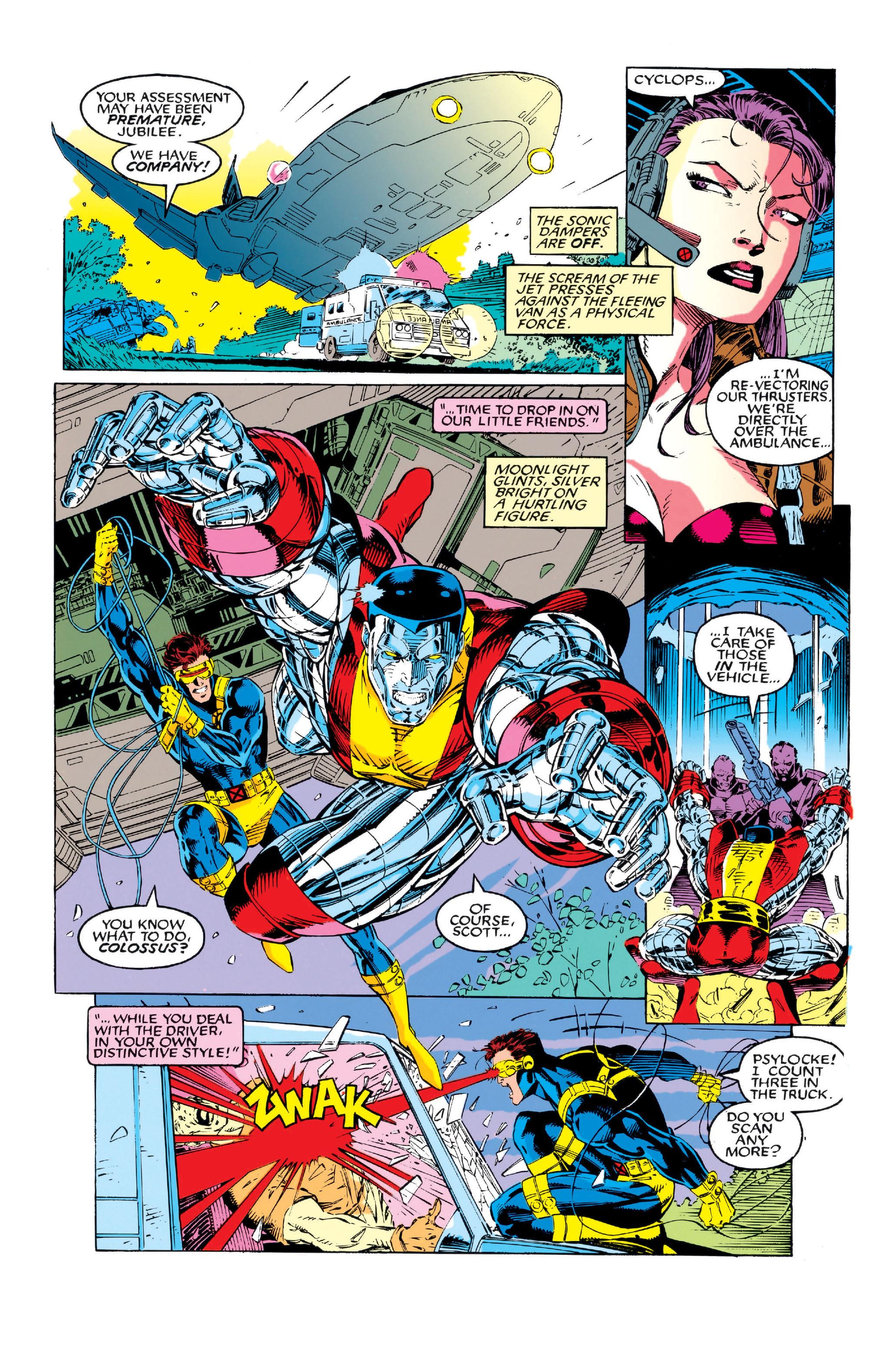 X-Men (1991) 5 Page 5