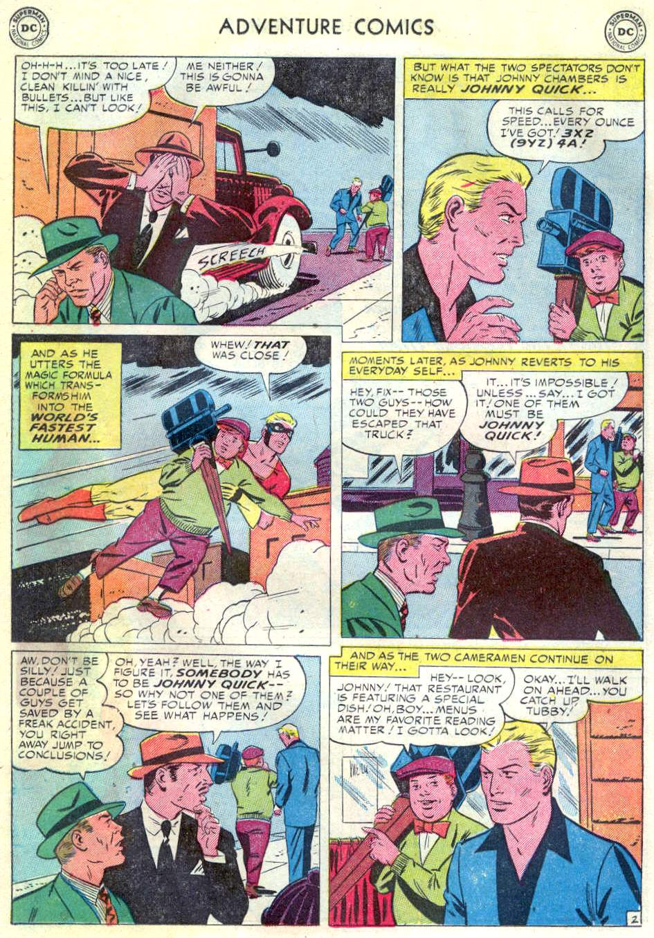Read online Adventure Comics (1938) comic -  Issue #166 - 21