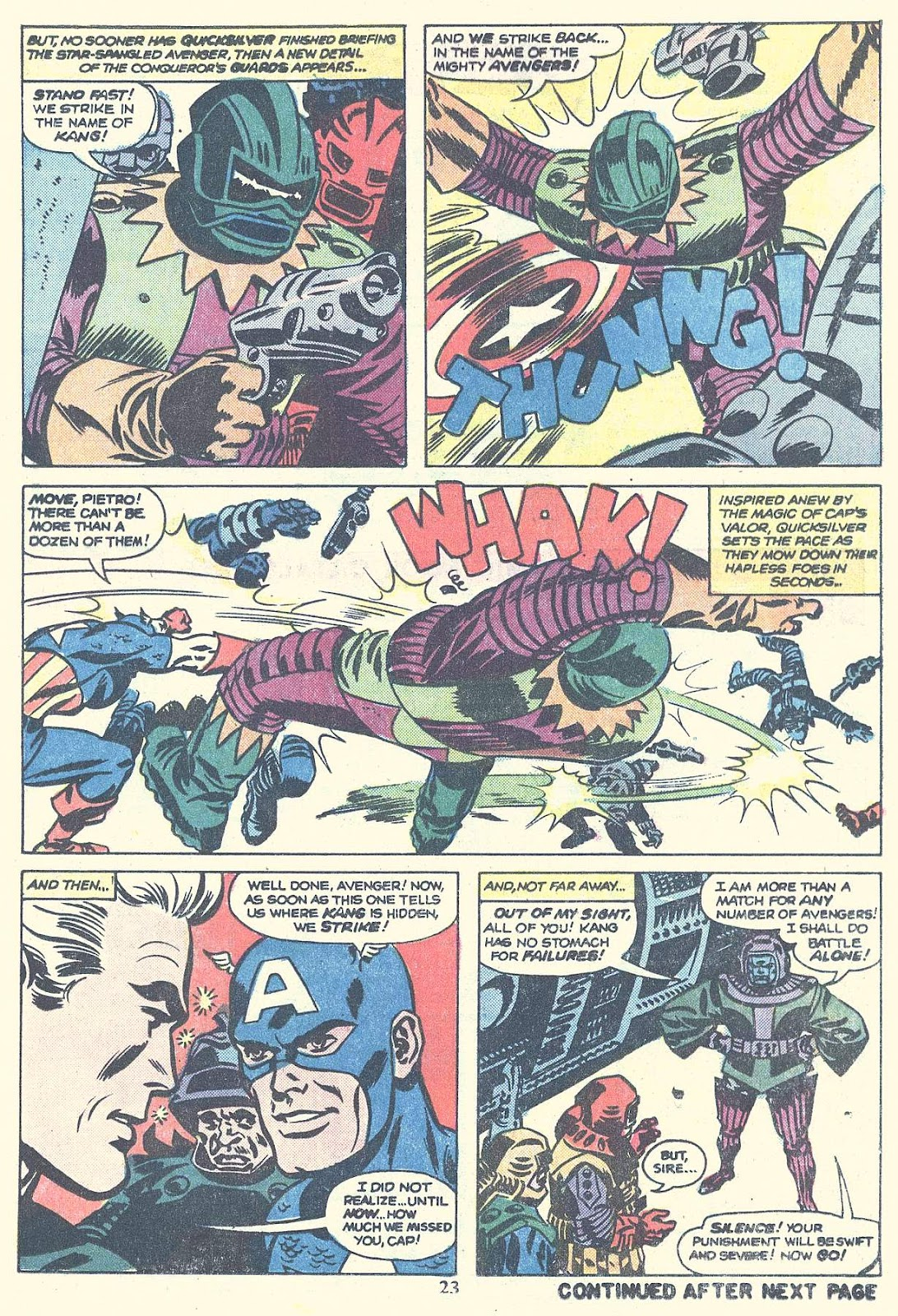Marvel Triple Action (1972) issue 17 - Page 24