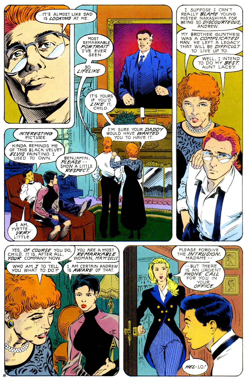Read online Gunfire comic -  Issue #1 - 11