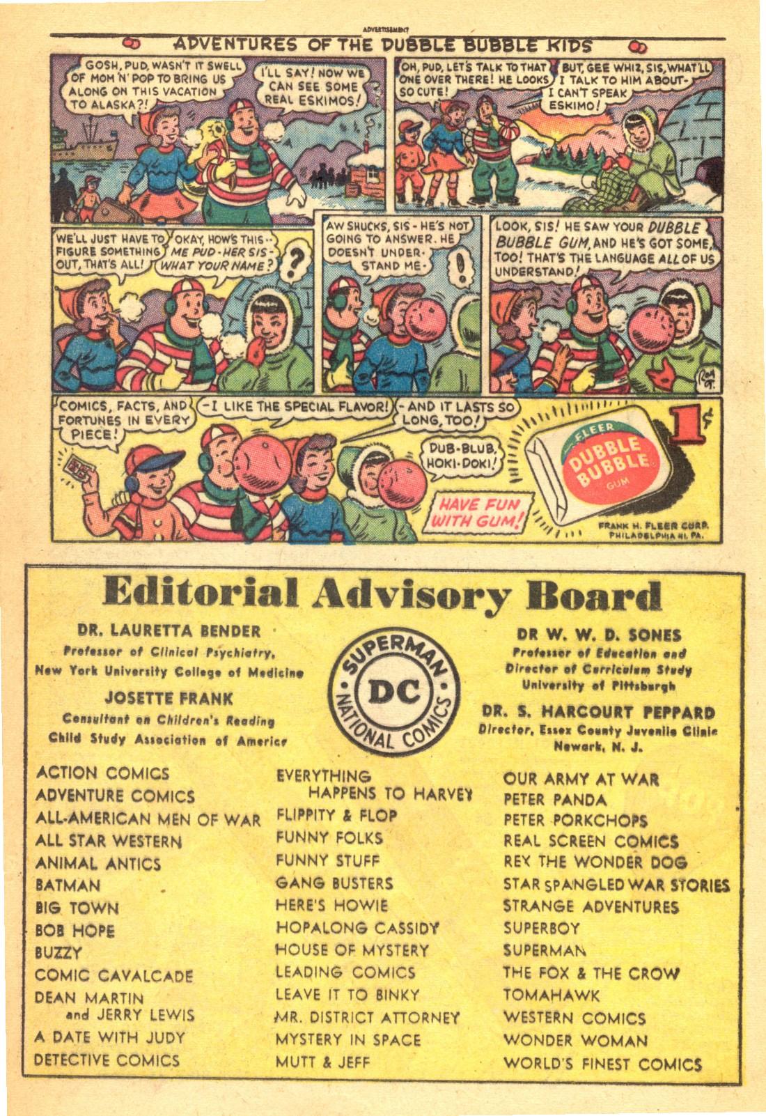 Read online Adventure Comics (1938) comic -  Issue #202 - 24