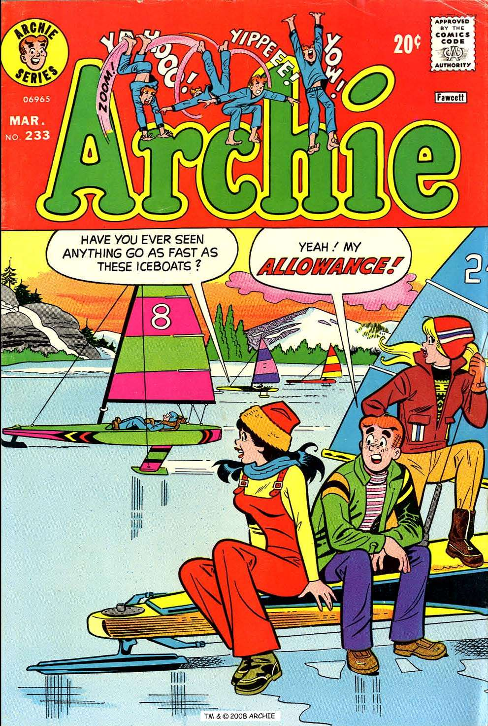Read online Archie (1960) comic -  Issue #233 - 1