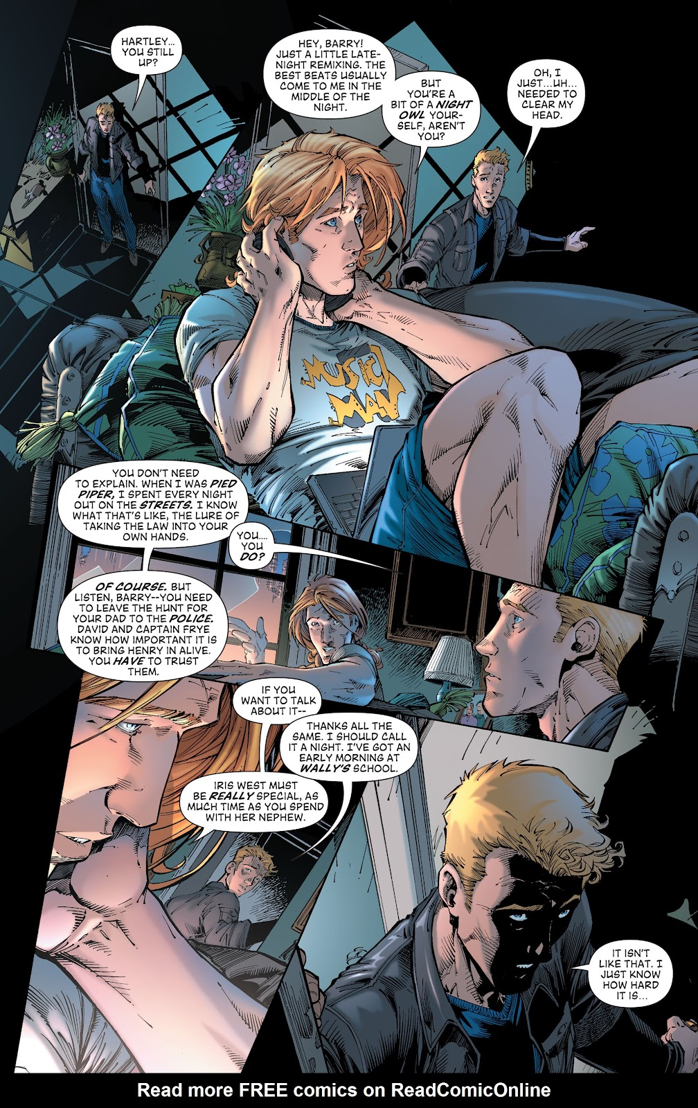 Read online The Flash (2011) comic -  Issue # _TPB 8 (Part 2) - 5