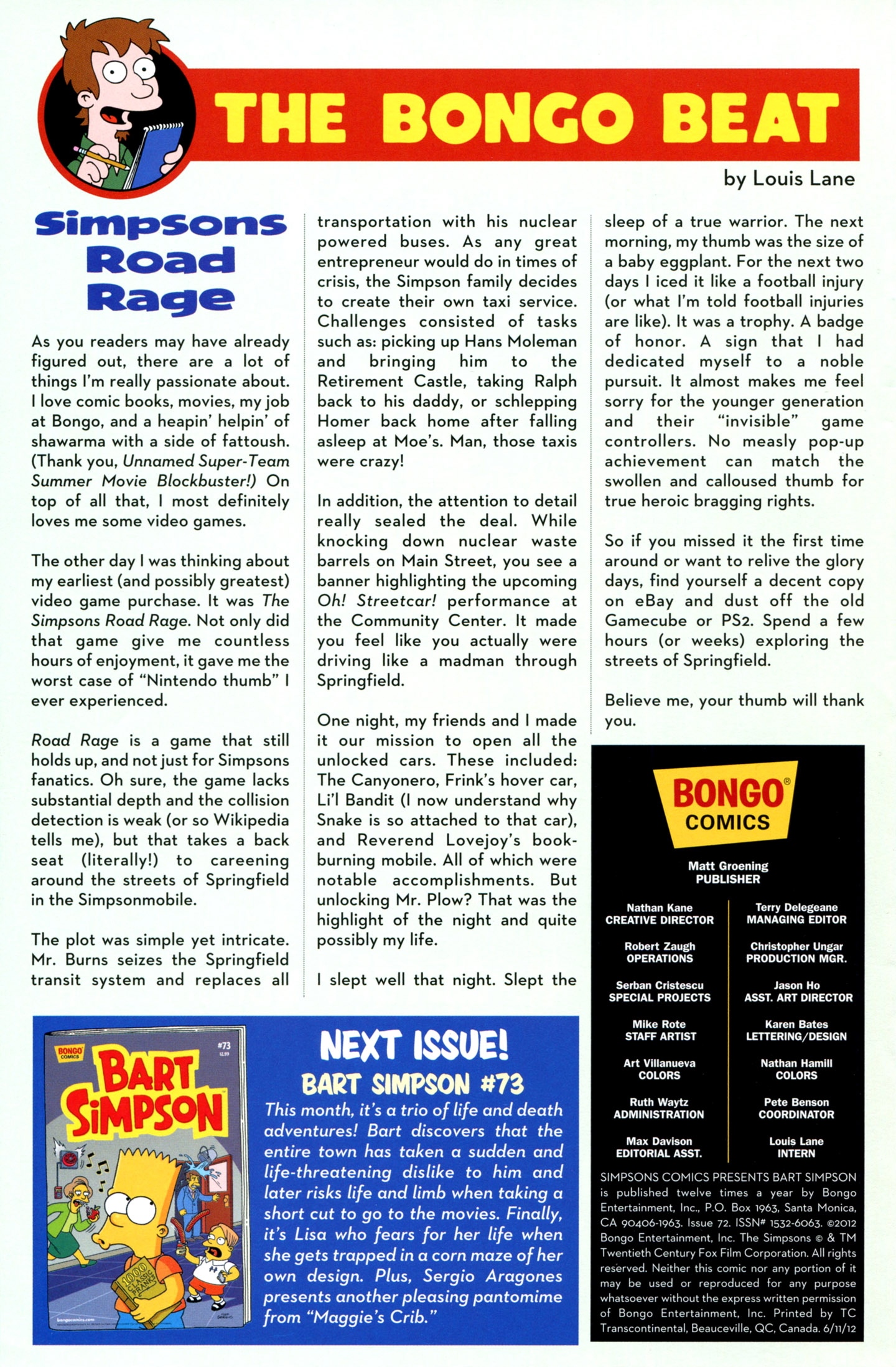 Read online Simpsons Comics Presents Bart Simpson comic -  Issue #72 - 28
