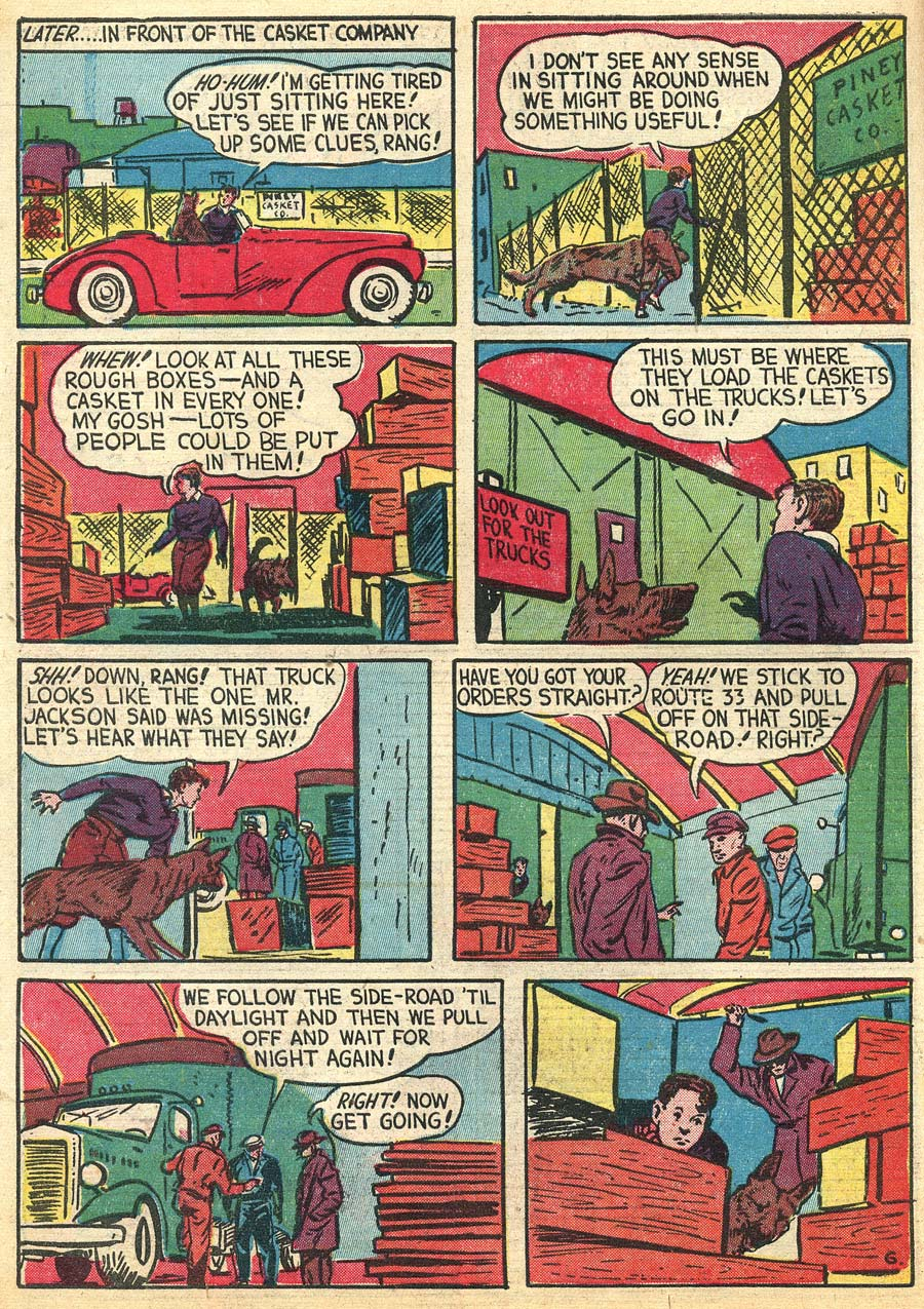 Blue Ribbon Comics (1939) issue 9 - Page 18