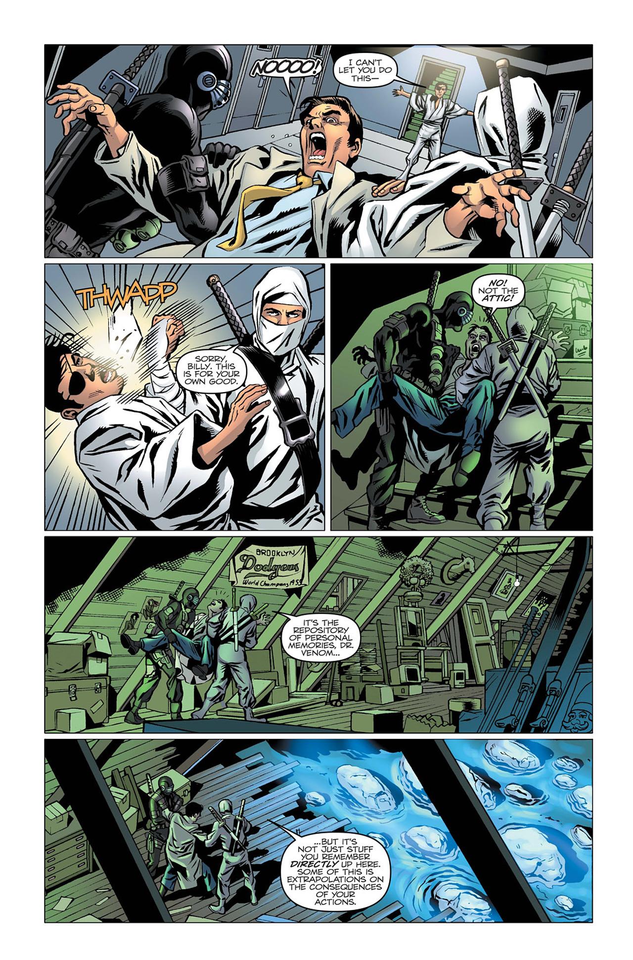 G.I. Joe: A Real American Hero 165 Page 23