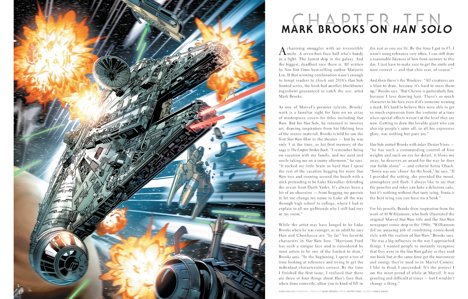 Read online The Marvel Art of Star Wars comic -  Issue # TPB (Part 2) - 36