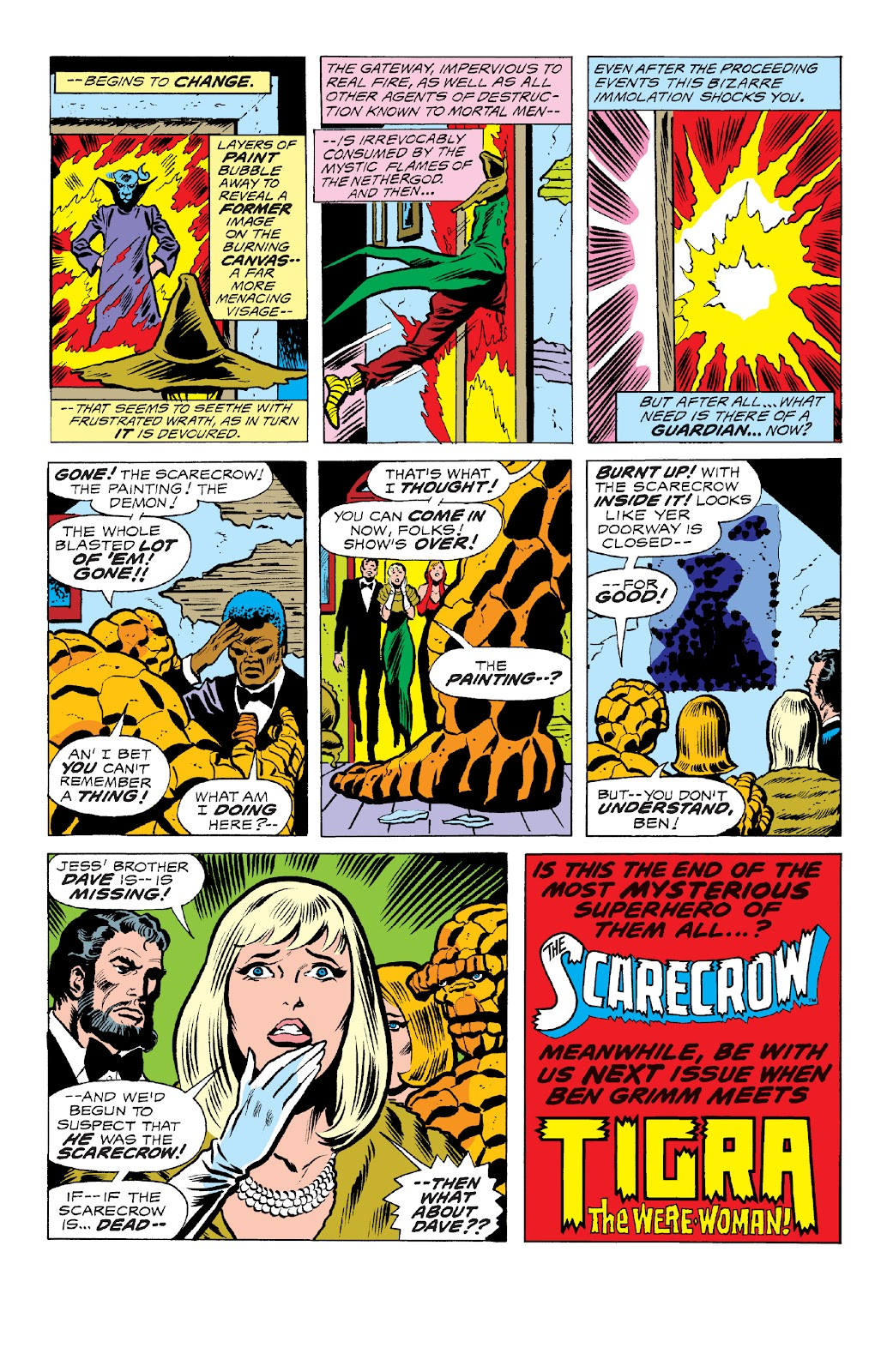 Read online Marvel Two-In-One Epic Collection: Cry Monster comic -  Issue # TPB (Part 4) - 102