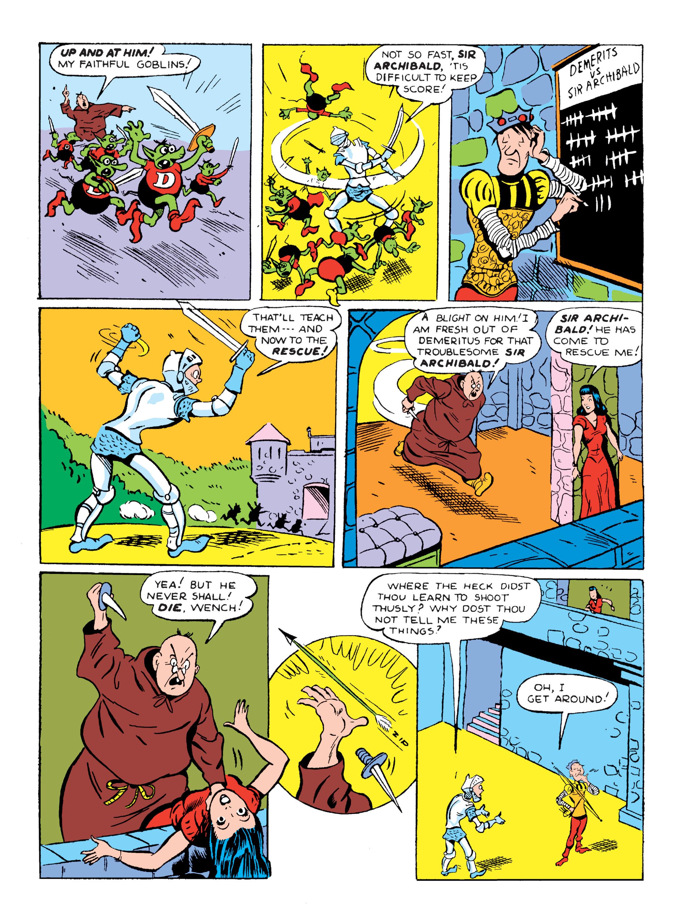 Read online Archie 1000 Page Comics Bonanza comic -  Issue #2 (Part 1) - 107