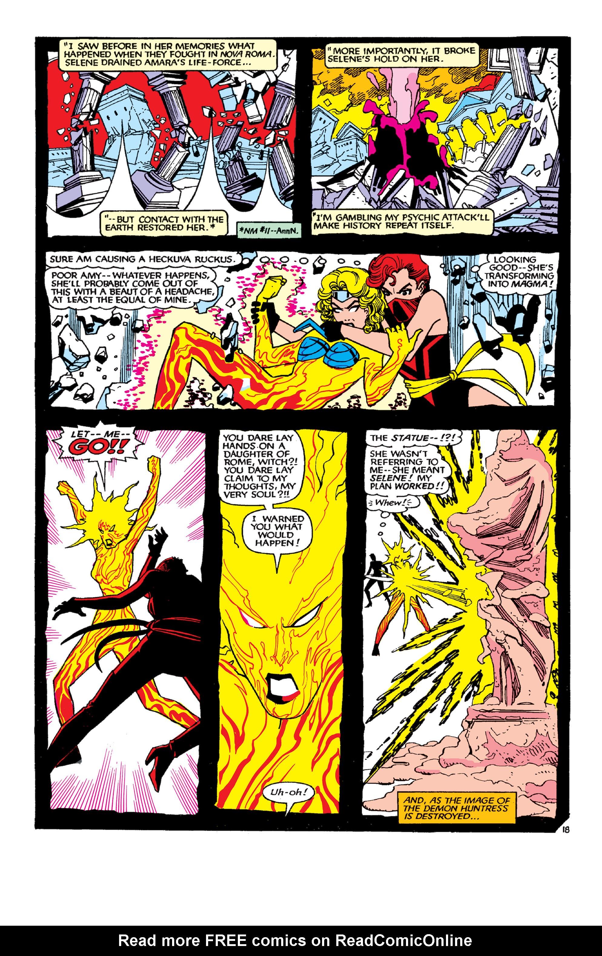 Read online Uncanny X-Men (1963) comic -  Issue #189 - 18