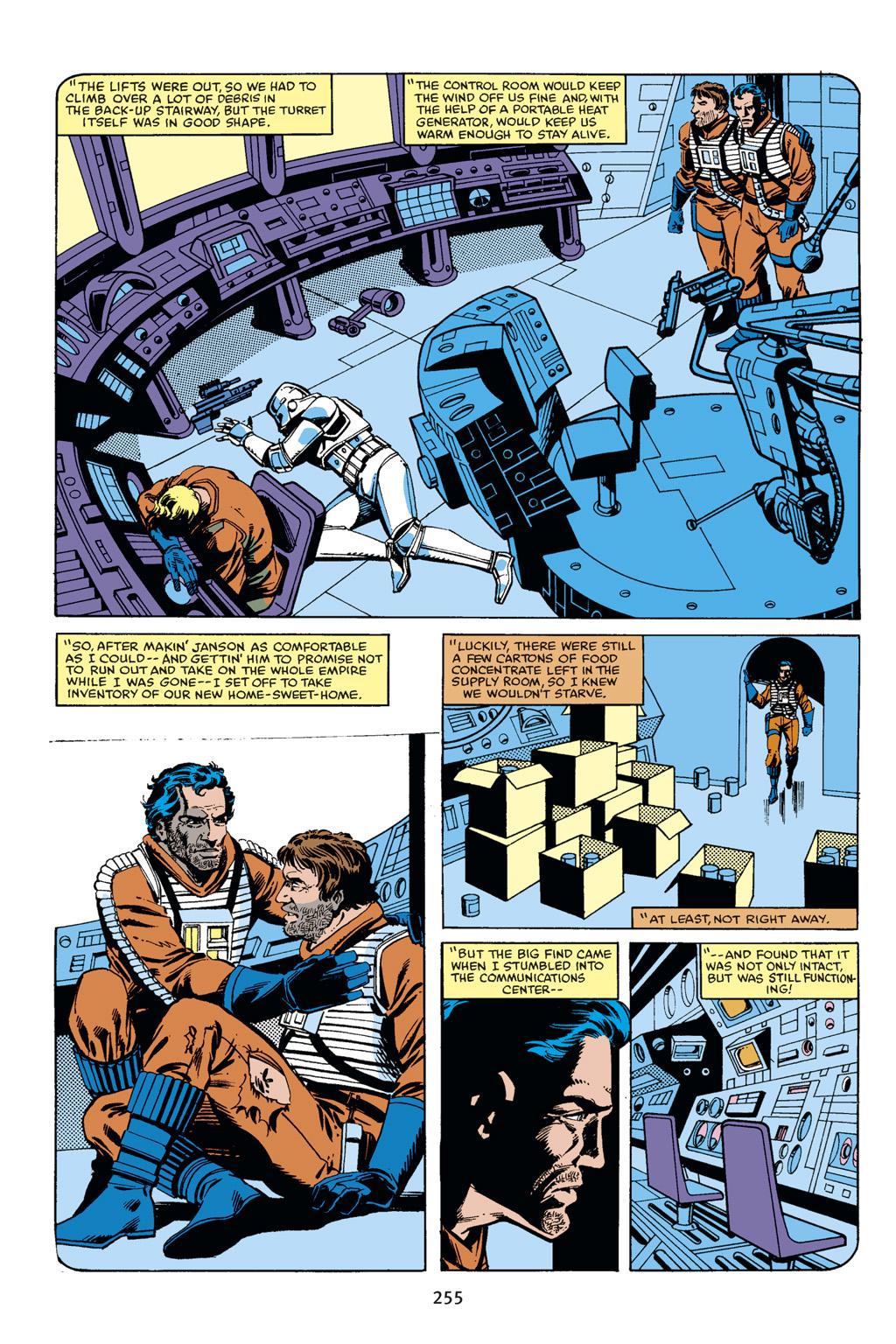 Read online Star Wars Omnibus comic -  Issue # Vol. 18 - 240