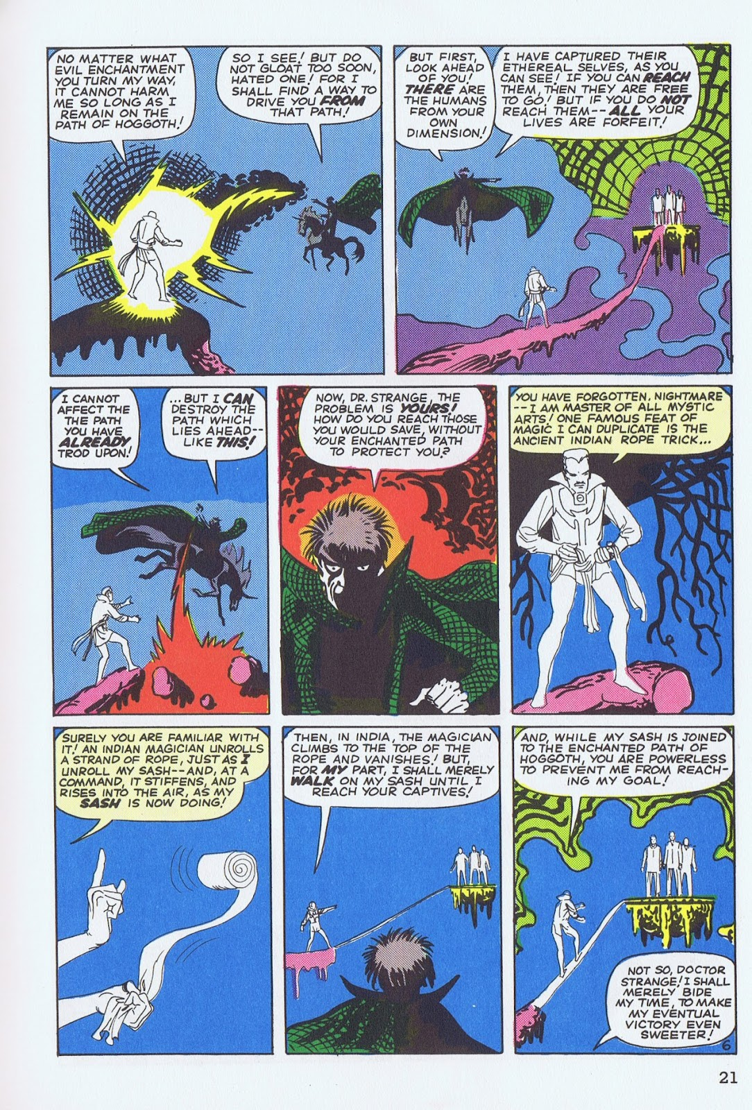 Doctor Strange: Master of the Mystic Arts issue TPB - Page 19