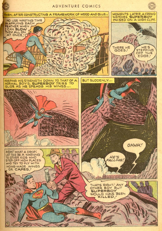 Read online Adventure Comics (1938) comic -  Issue #133 - 11