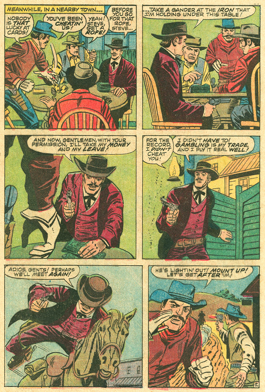 The Rawhide Kid (1955) issue 100 - Page 4