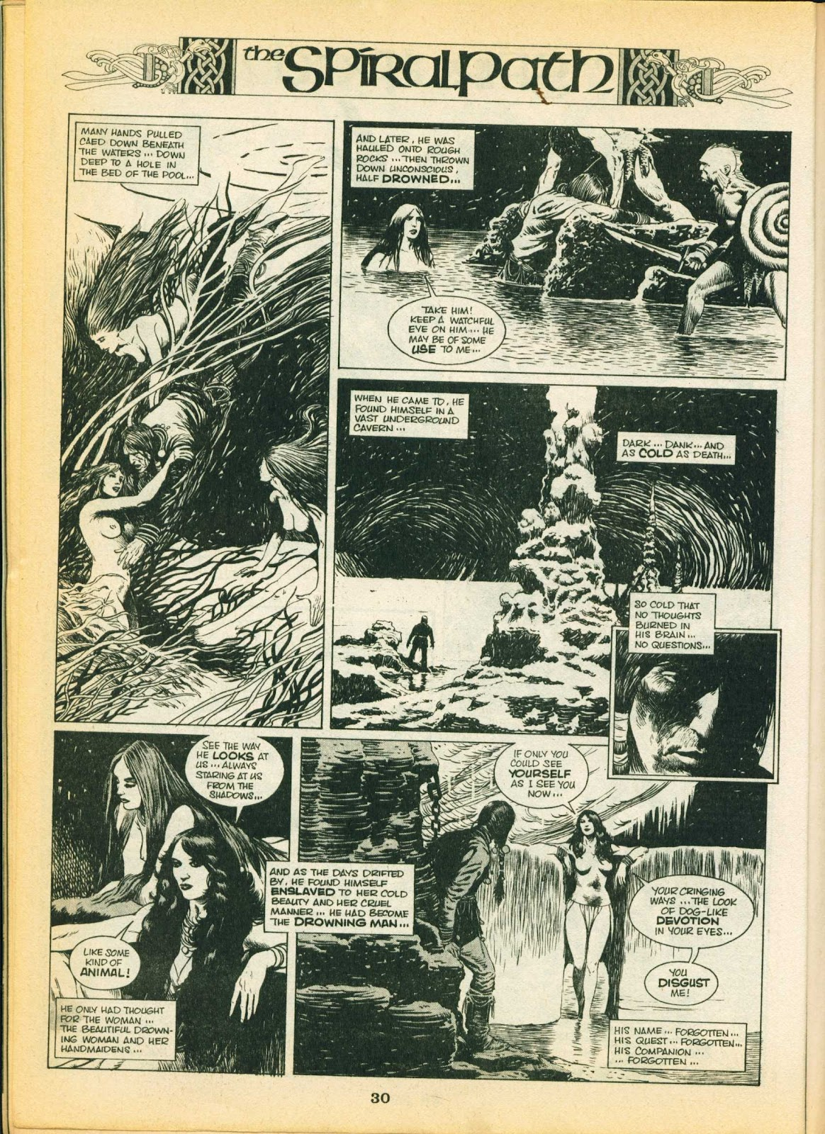 Warrior Issue #5 #6 - English 29