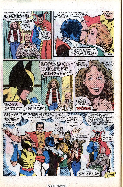 Read online Uncanny X-Men (1963) comic -  Issue # _Annual 4 - 48