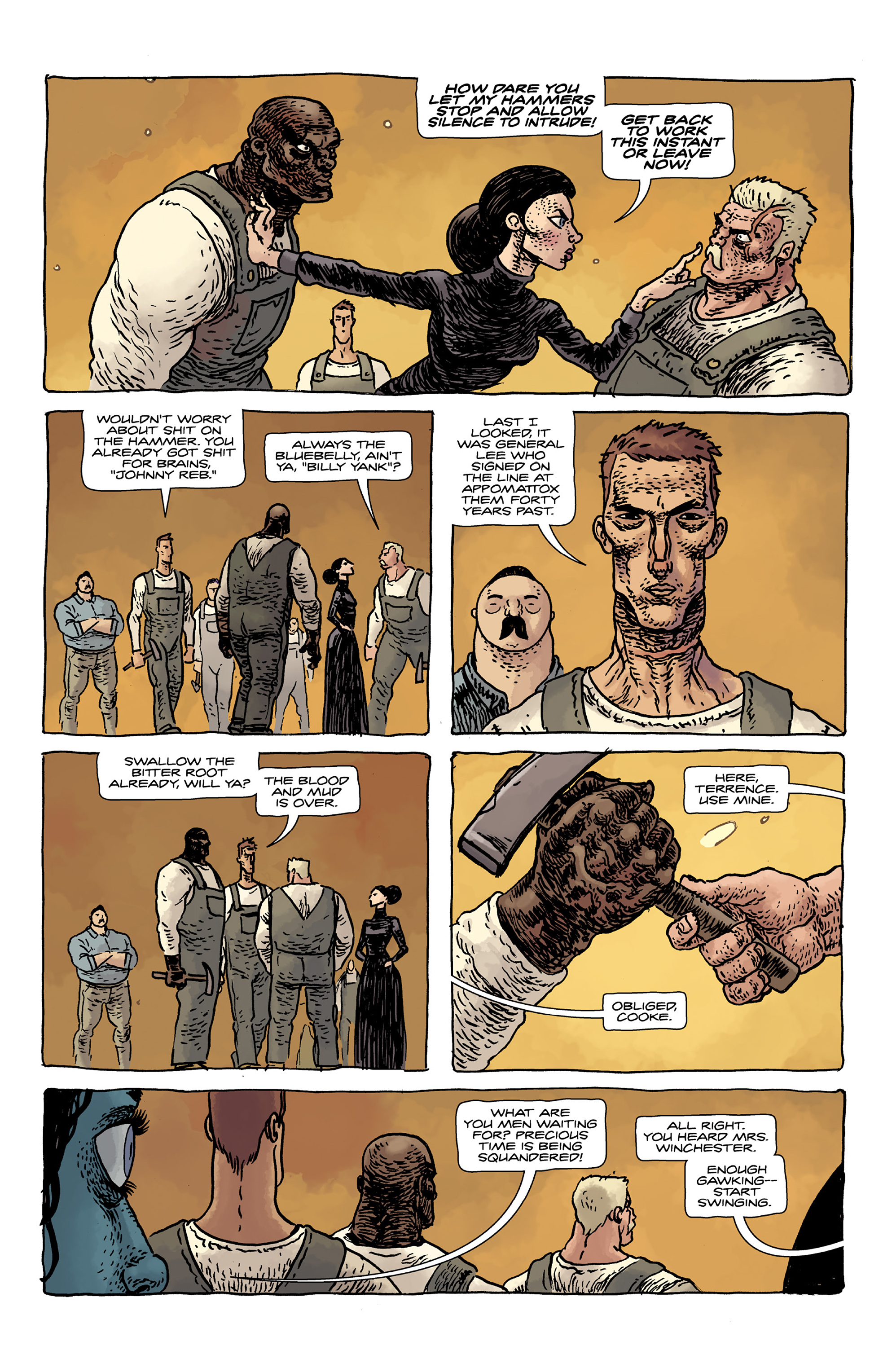 House of Penance 1 Page 16