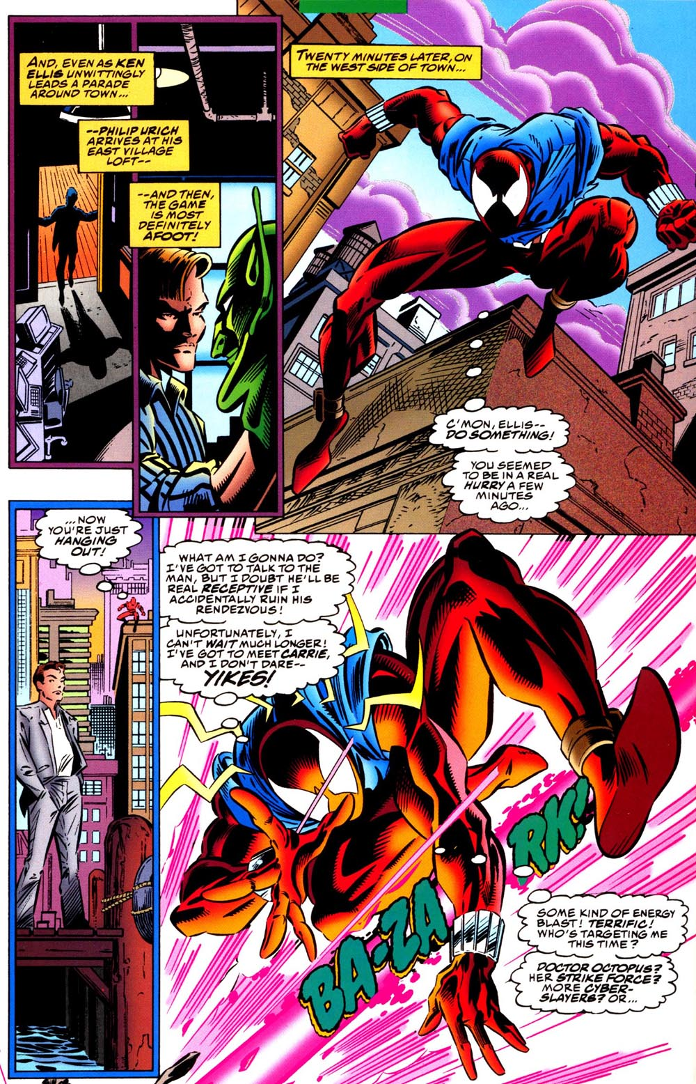 Read online Amazing Scarlet Spider comic -  Issue #2 - 13