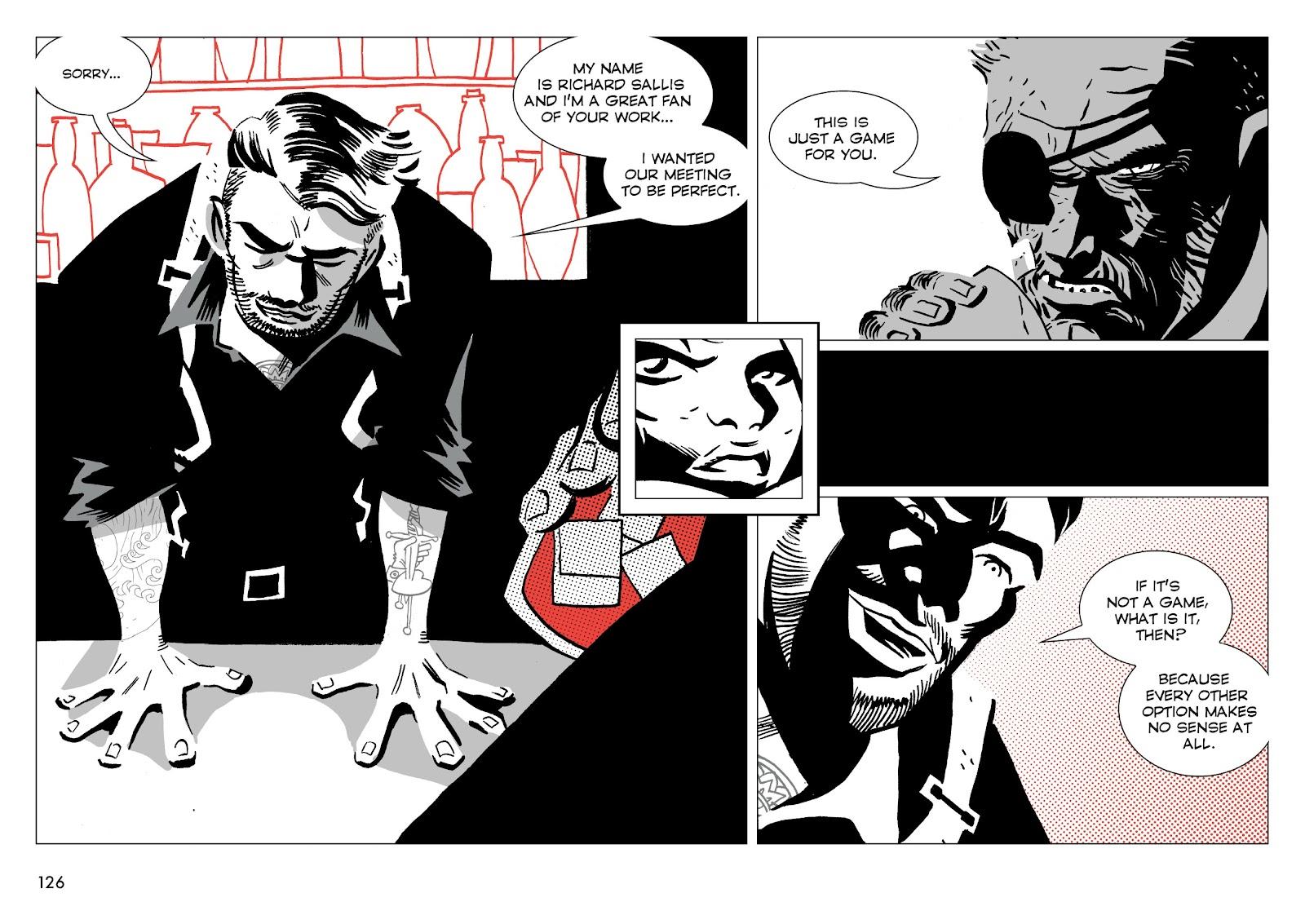 Read online Polar comic -  Issue # TPB The Kaiser Falls (Part 2) - 28