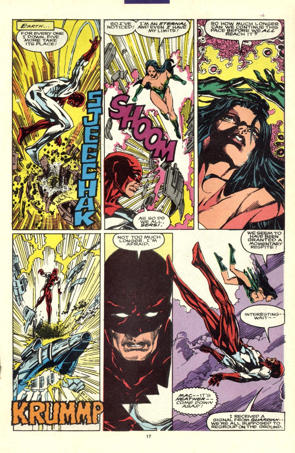 Read online Alpha Flight (1983) comic -  Issue #99 - 14