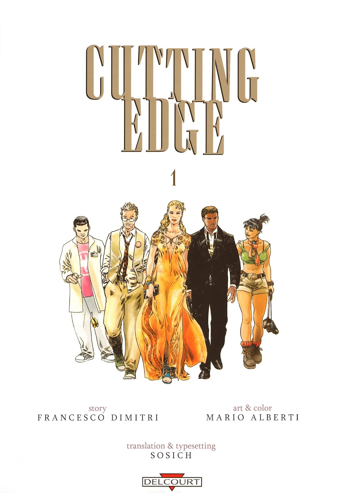 Read online Cutting Edge (2013) comic -  Issue #1 - 3