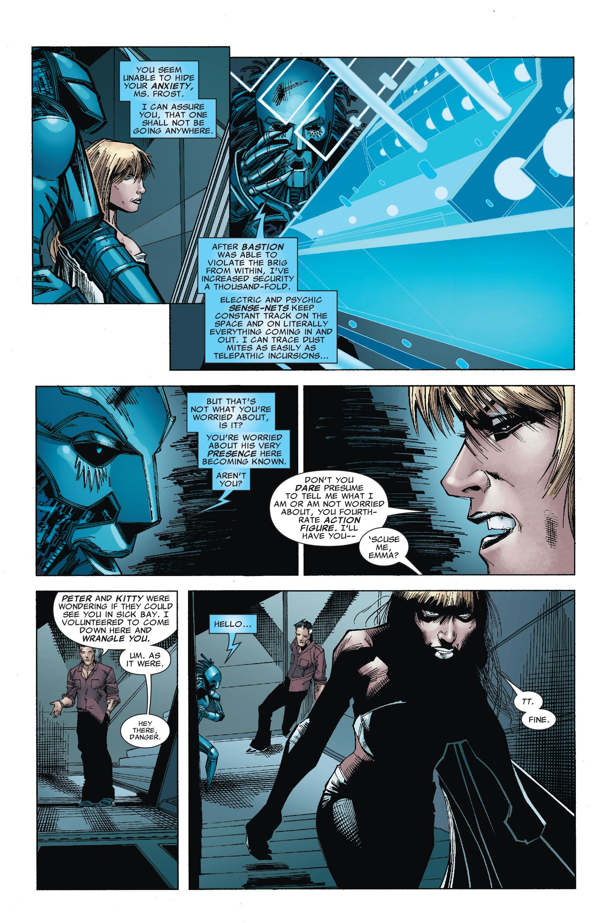 Read online Uncanny X-Men (1963) comic -  Issue #527 - 8