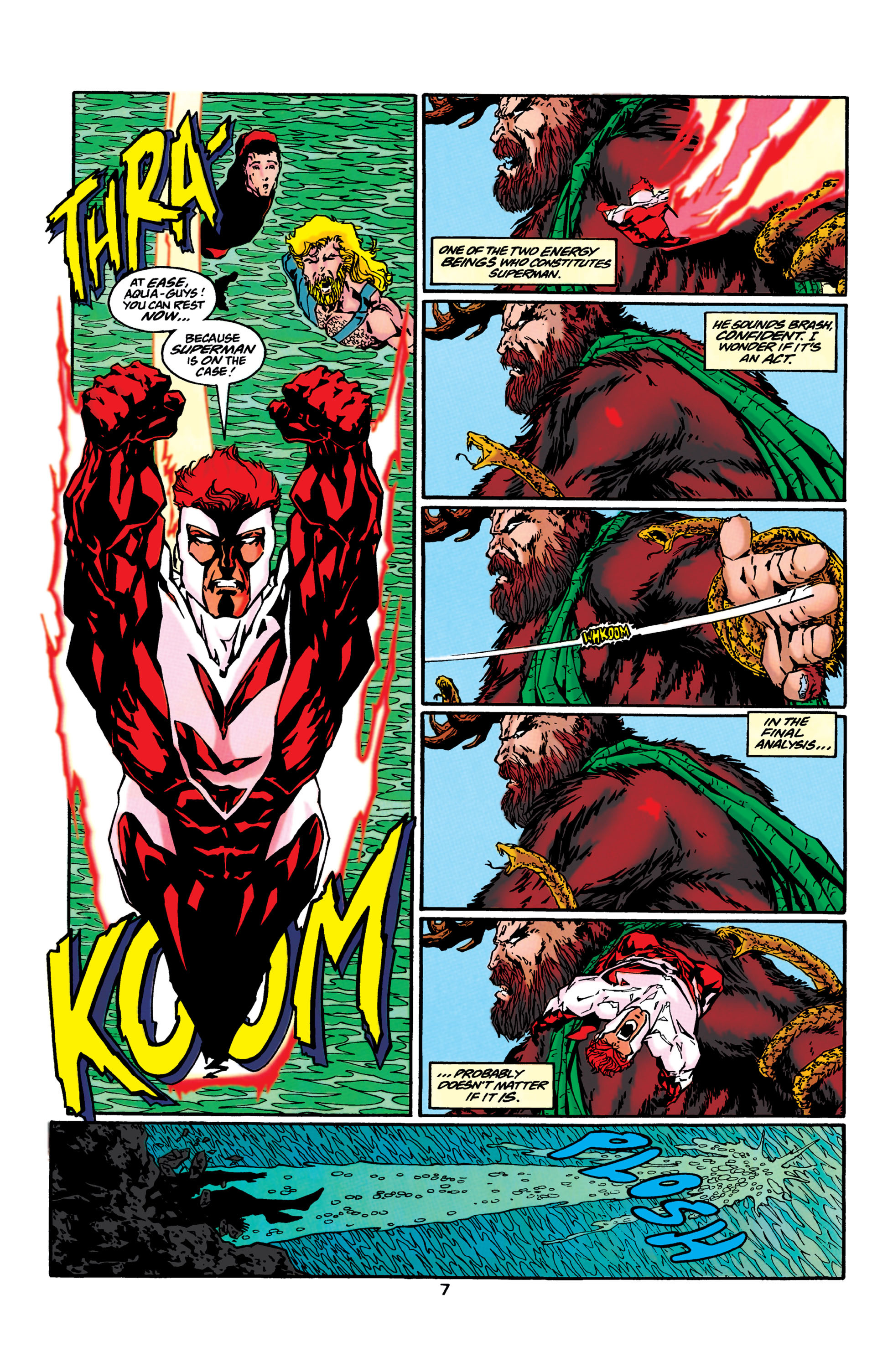 Read online Aquaman (1994) comic -  Issue #43 - 7