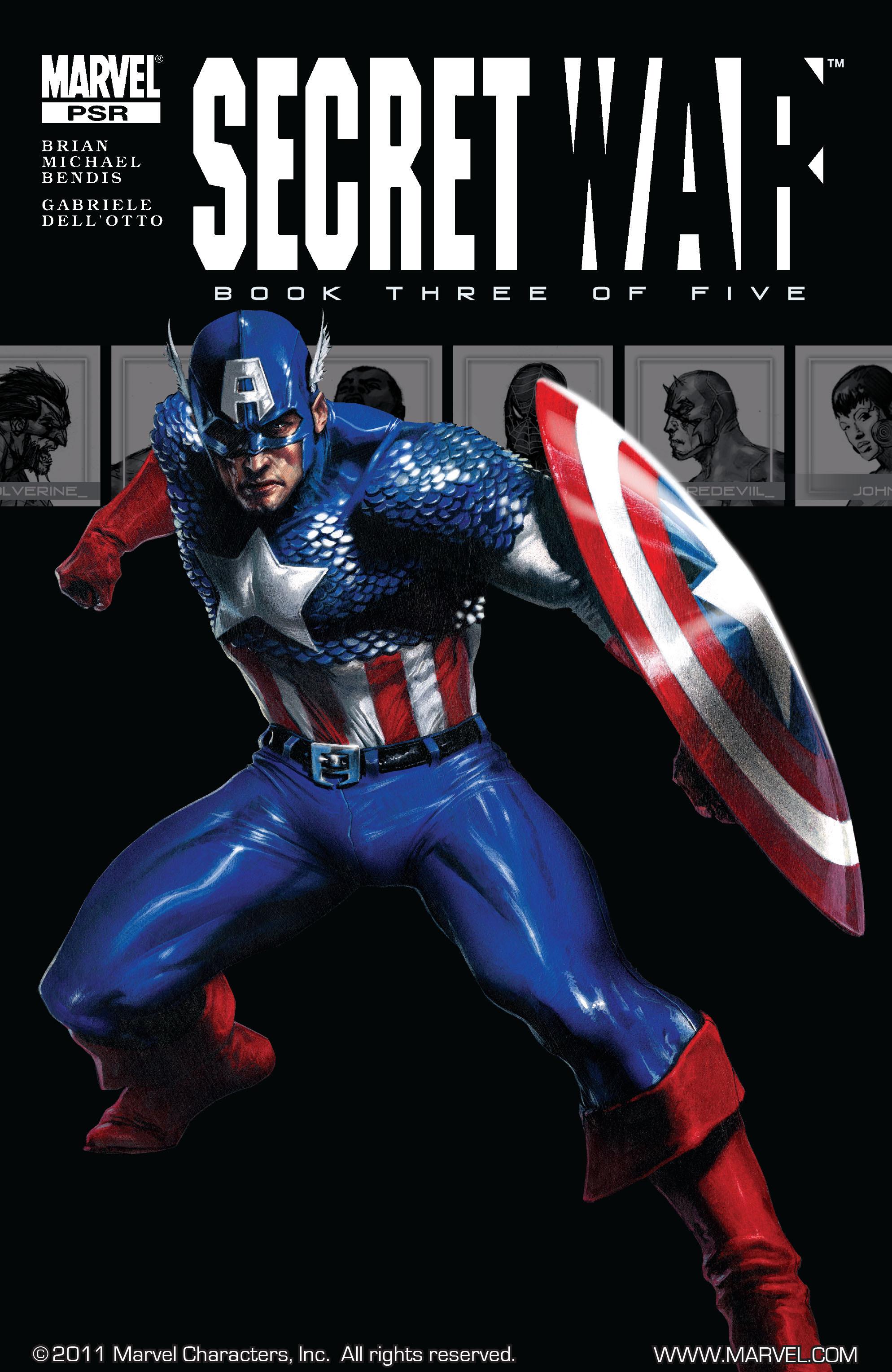 Read online Secret War comic -  Issue # Full - 51