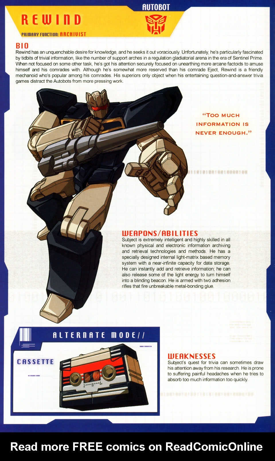 Read online Transformers: More than Meets the Eye comic -  Issue #5 - 30