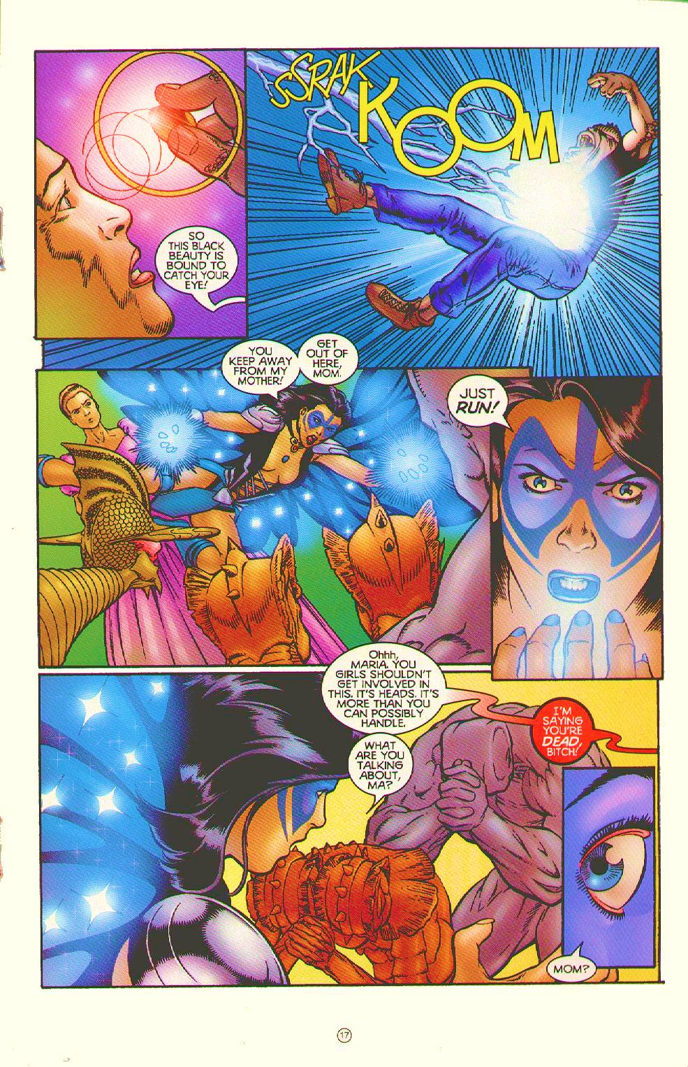 Trinity Angels issue 4 - Page 14