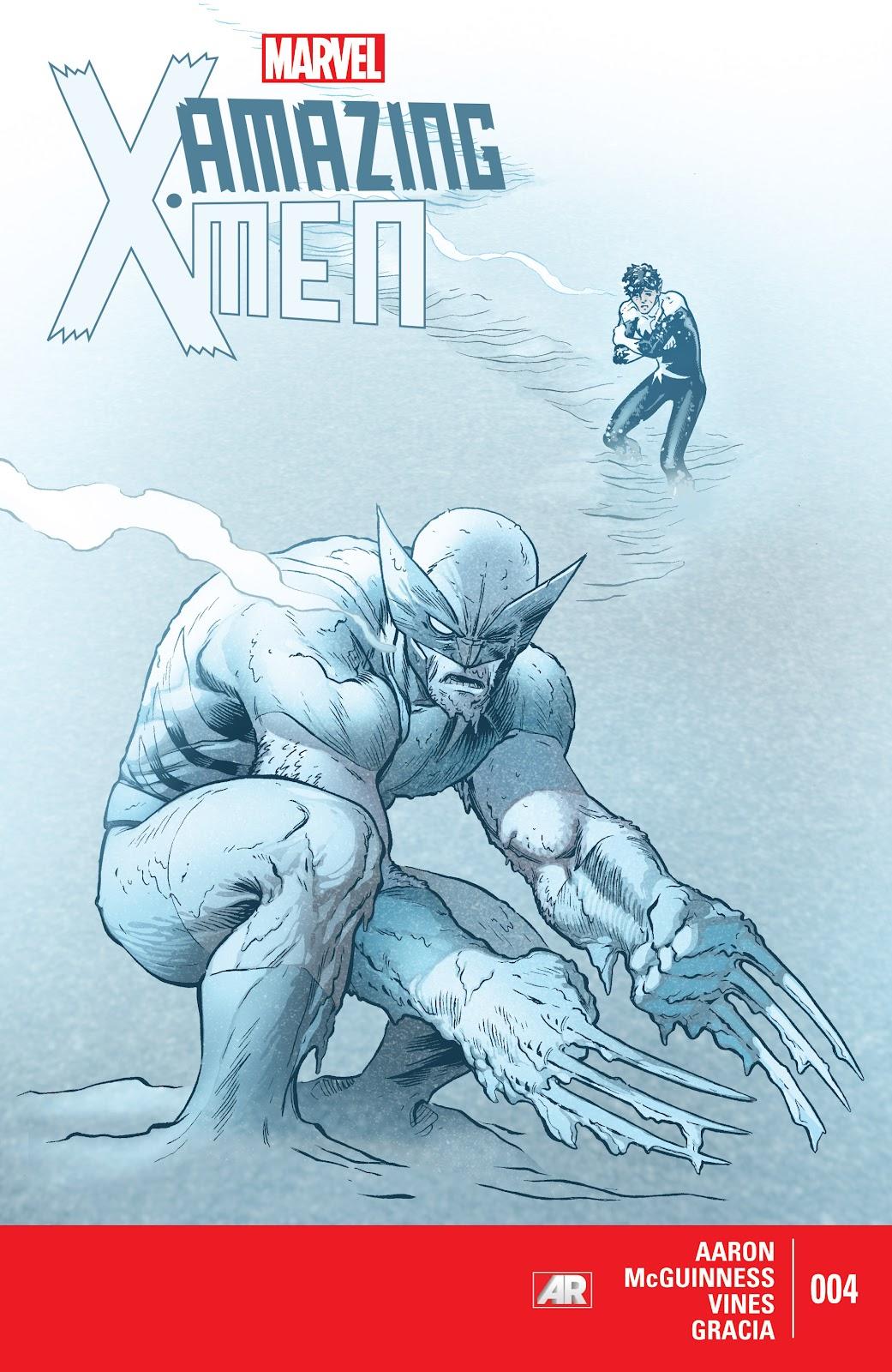 Amazing X-Men (2014) 4 Page 1