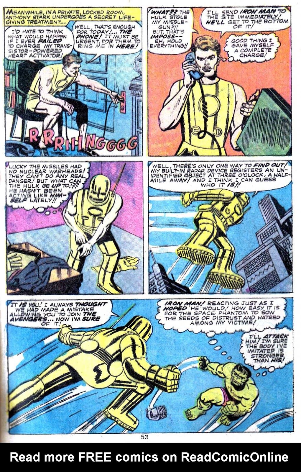 Giant-Size Avengers (1974) issue 3 - Page 55