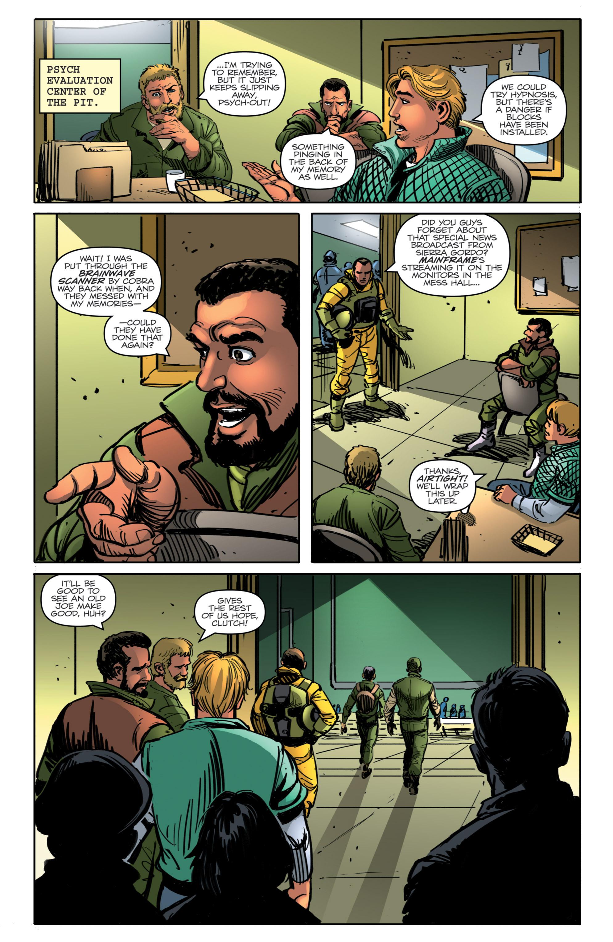 G.I. Joe: A Real American Hero 193 Page 7