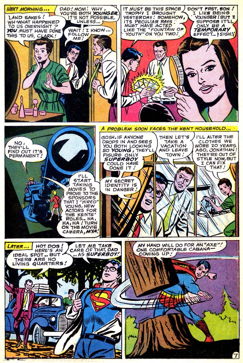 Superboy (1949) issue 145 - Page 8