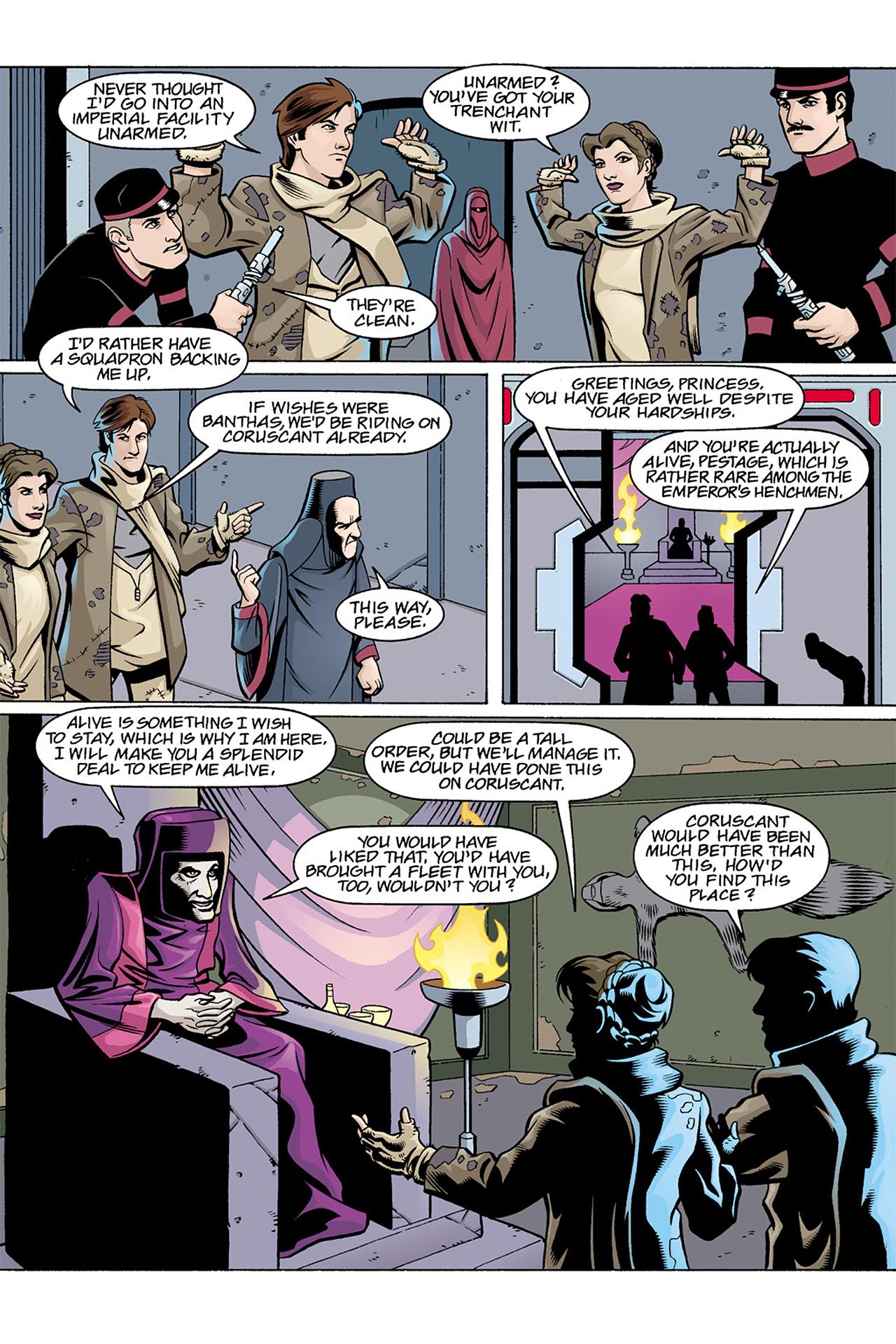 Read online Star Wars Omnibus comic -  Issue # Vol. 3 - 212