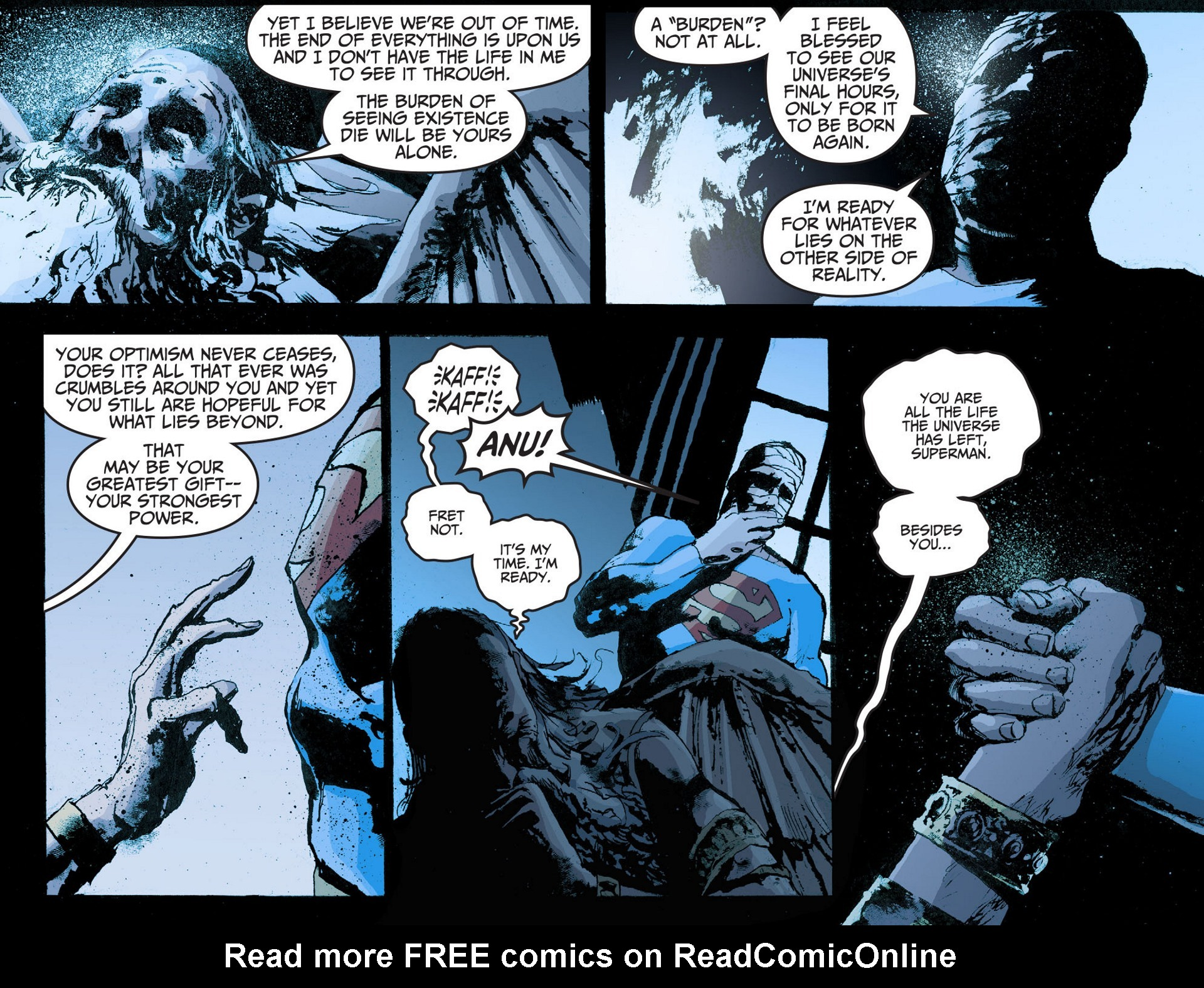Read online Adventures of Superman [I] comic -  Issue #48 - 6