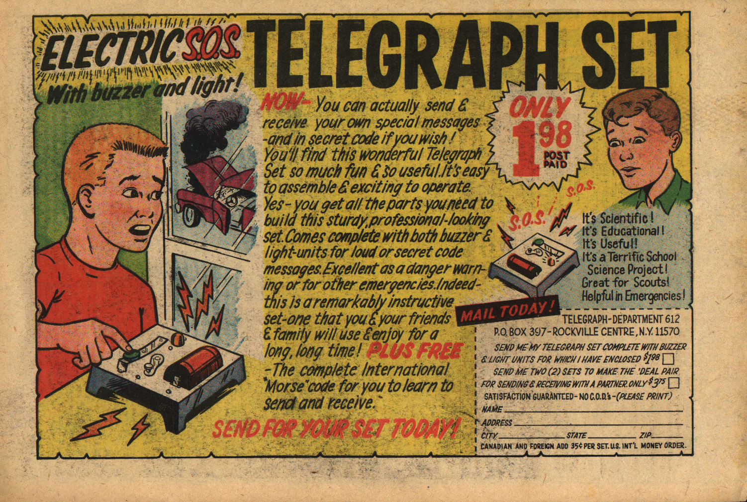 Read online Adventure Comics (1938) comic -  Issue #352 - 34