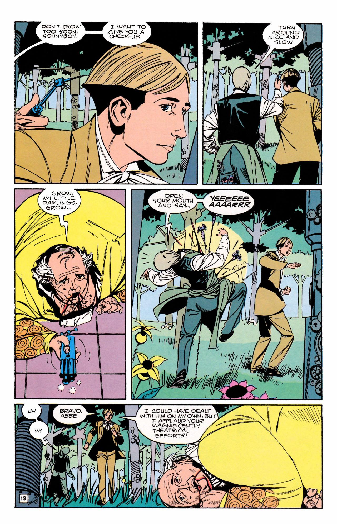 Read online Sebastian O comic -  Issue #2 - 23