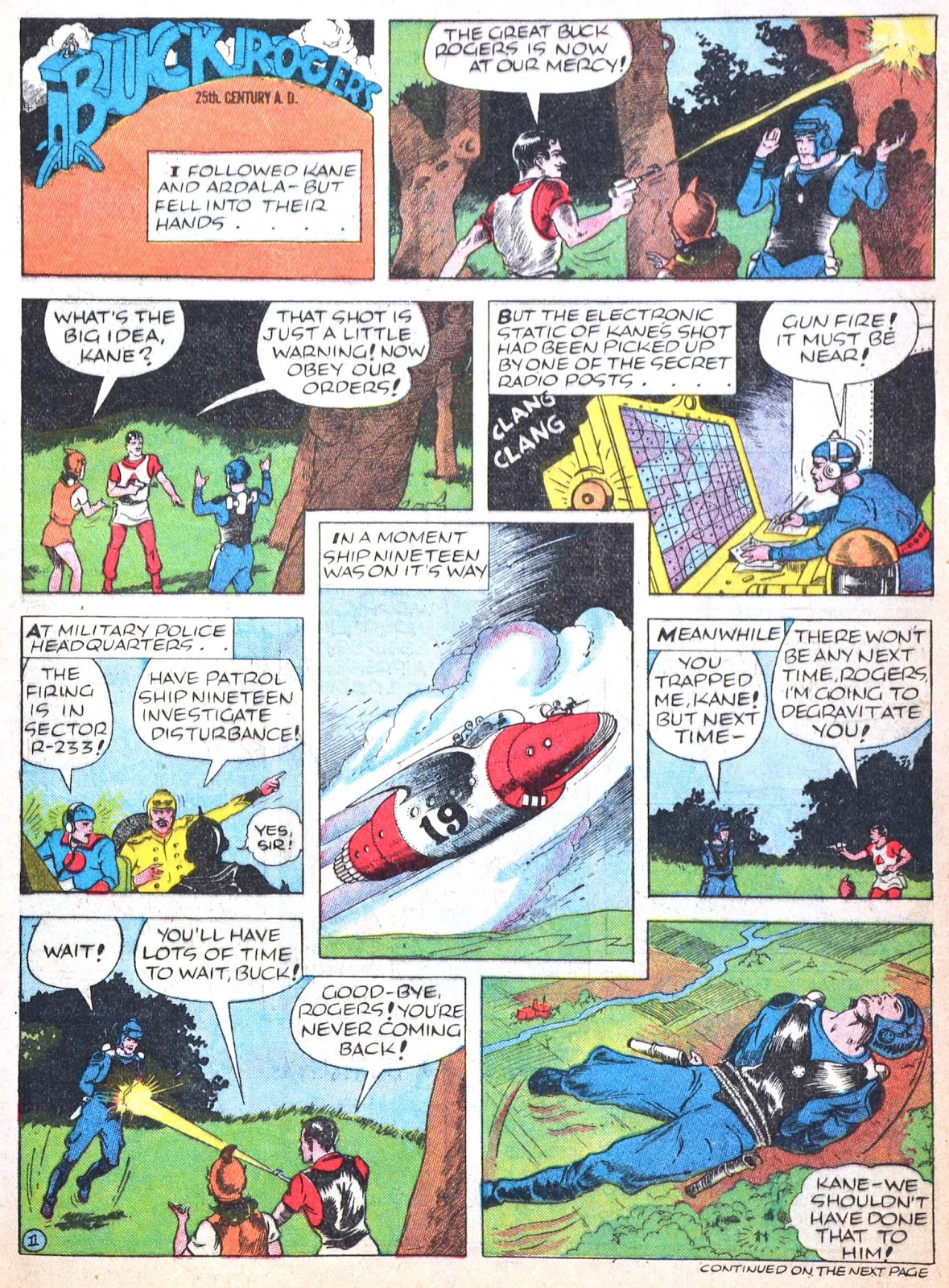 Read online Famous Funnies comic -  Issue #52 - 17