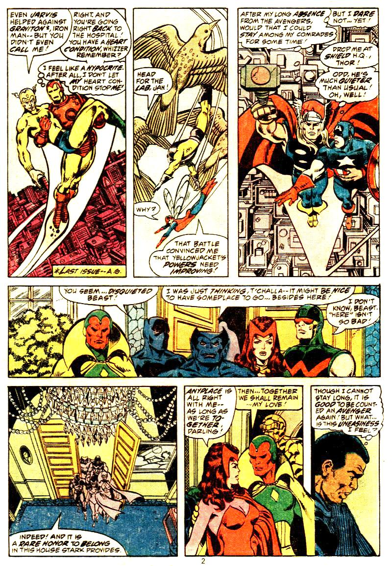 The Avengers (1963) 160 Page 2