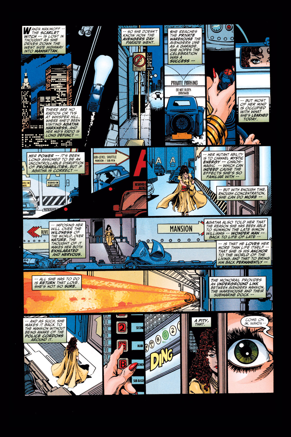 Read online Avengers (1998) comic -  Issue #11 - 2