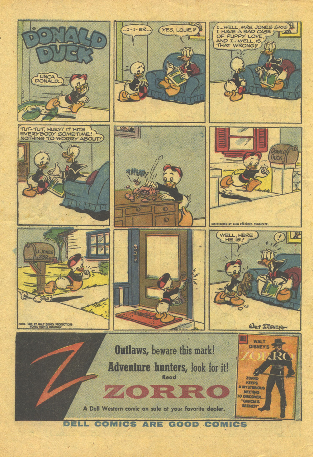 Walt Disney's Comics and Stories issue 216 - Page 34