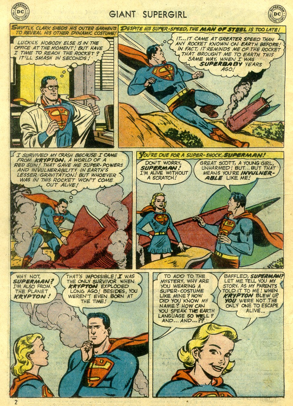 Action Comics (1938) 334 Page 3