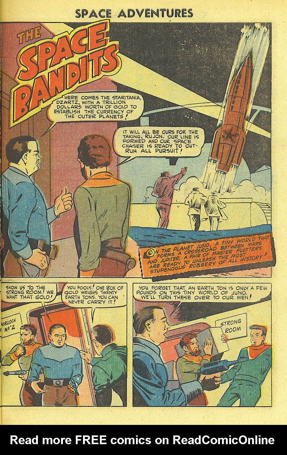 Space Adventures (1952) issue 4 - Page 28
