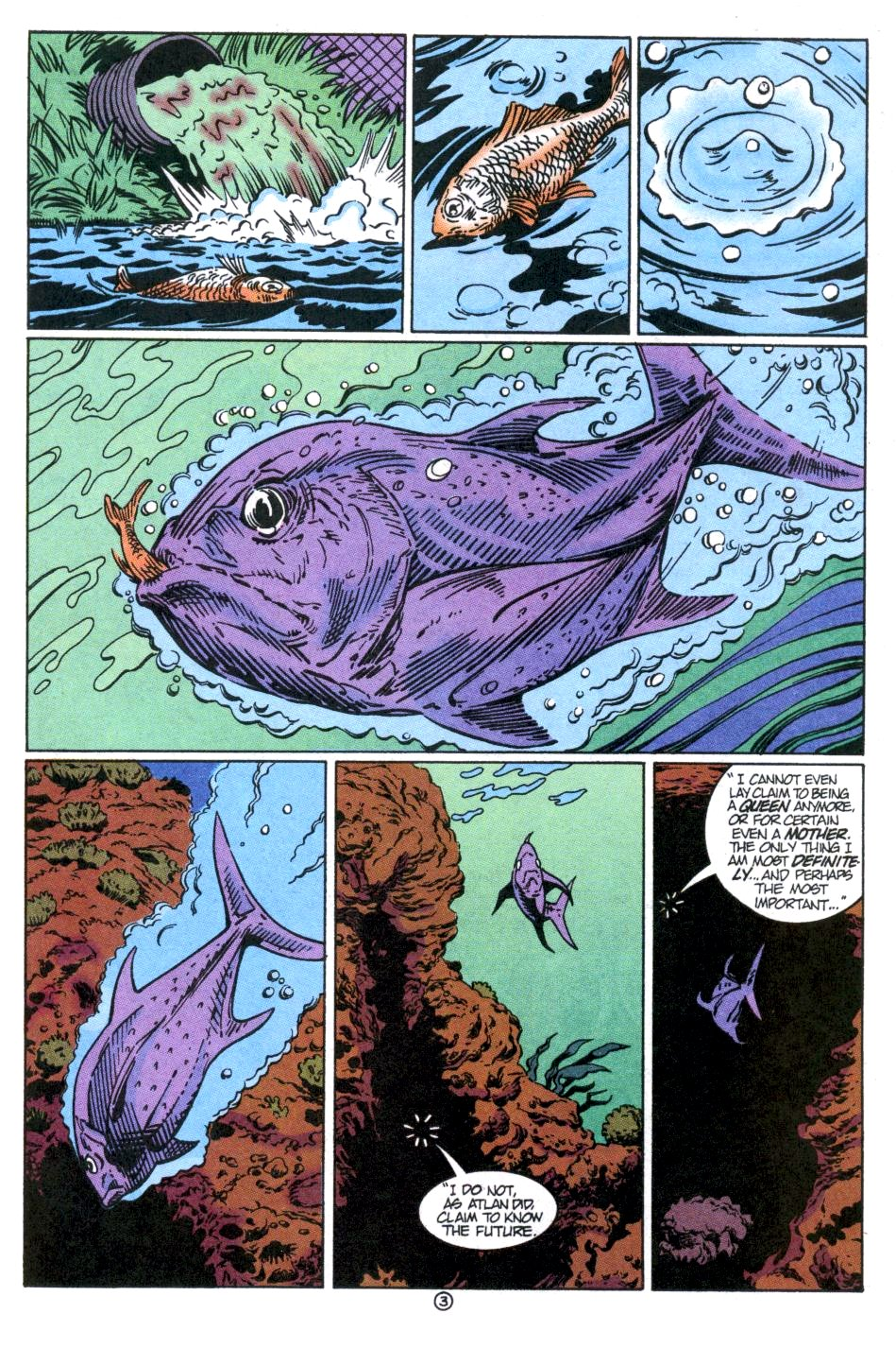 Read online Aquaman: Time and Tide comic -  Issue #1 - 4