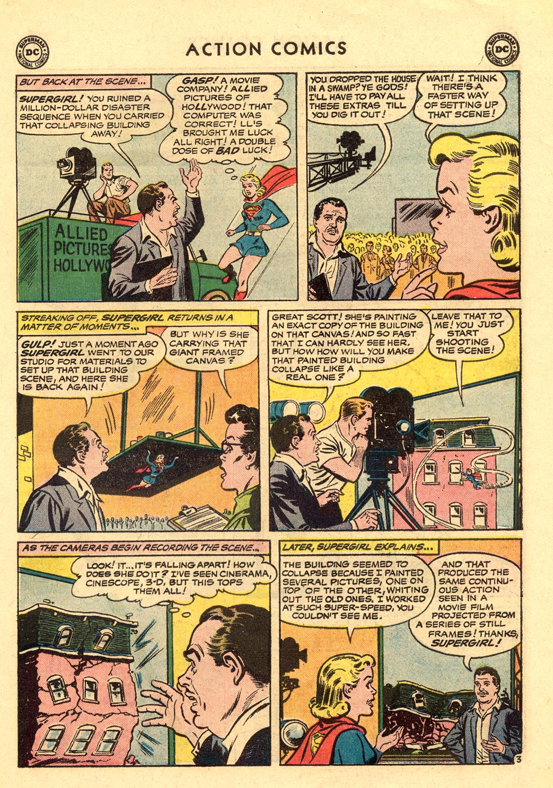 Read online Action Comics (1938) comic -  Issue #312 - 23