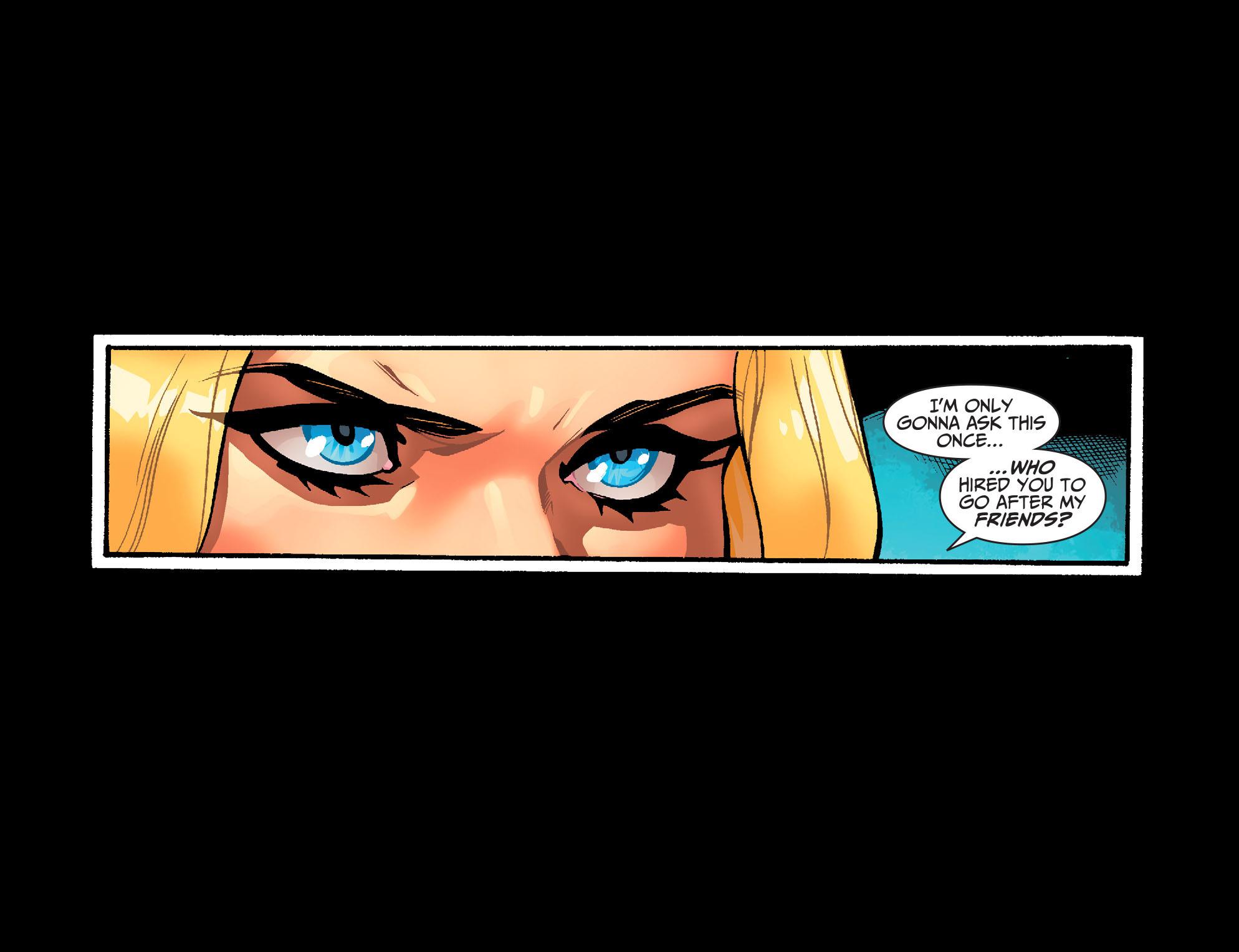 Read online Adventures of Supergirl comic -  Issue #6 - 6